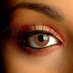 Glimmer Brown Contact Lenses