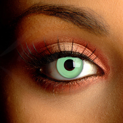 Green Witch Contact Lenses