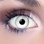 White Witch Contact Lenses